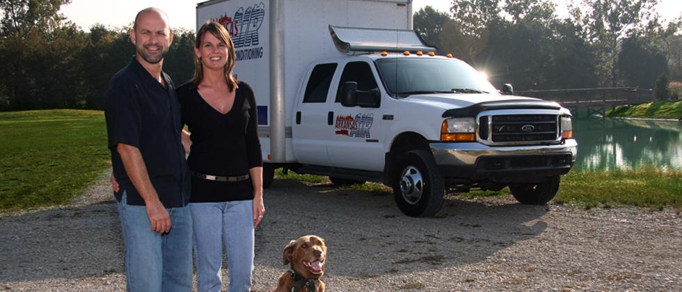 Arkansas Air Family Owner